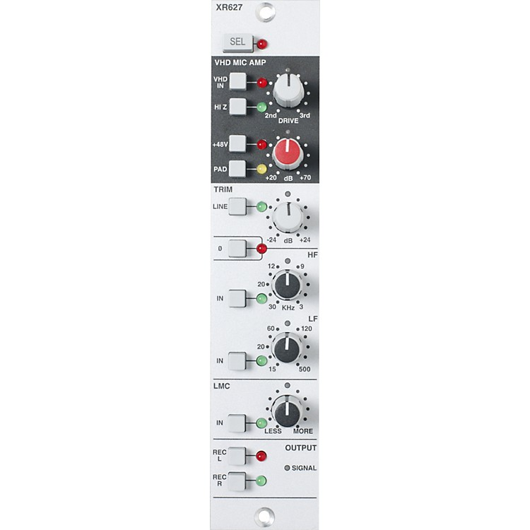 Solid State LogicX-Rack VHD Microphone Preamp
