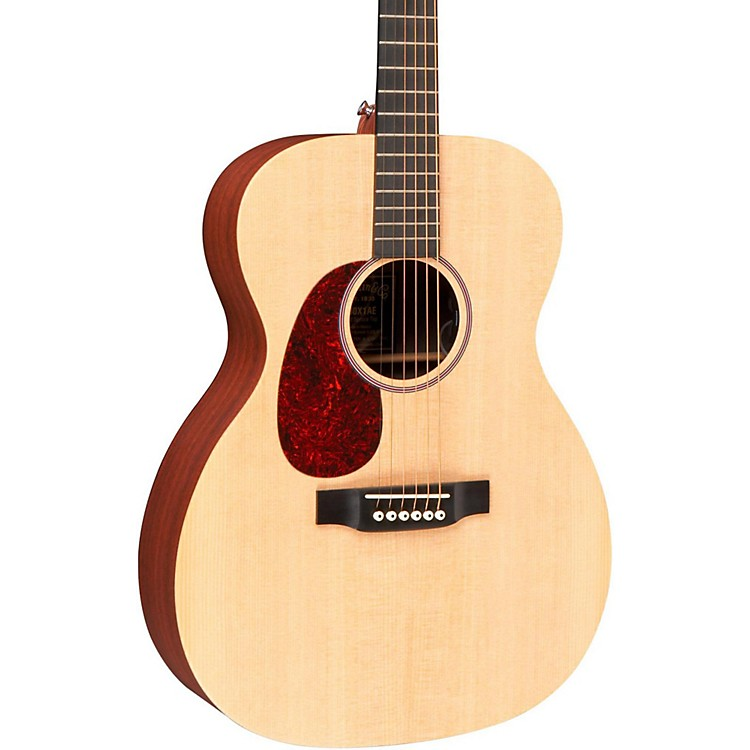 Martin X Series 000X1AE Left-Handed Acoustic-Electric Guitar Natural