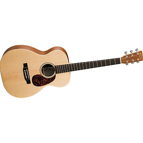 Martin X Series 00X1AE Java Mah Acoustic-Electric Guitar