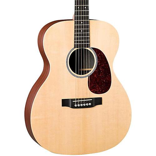 Martin X Series 2016 000XAE Auditorium Acoustic-Electric Guitar Natural