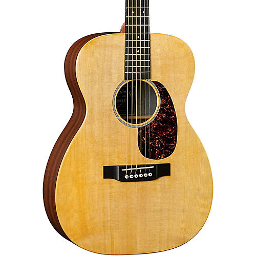 Martin X Series 2016 00X1AE Grand Concert Acoustic-Electric Guitar Natural