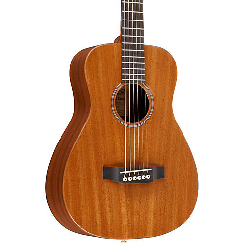 Martin X Series 2016 Custom Sapele LX Acoustic Guitar Natural