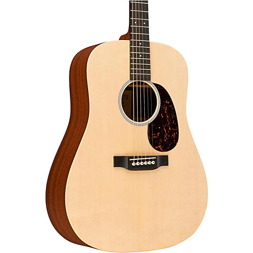martin x series custom dx1 dreadnought acoustic guitar musician 39 s friend. Black Bedroom Furniture Sets. Home Design Ideas