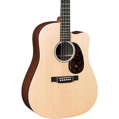 martin x series dcx1rae dreadnought acoustic electric guitar natural musician 39 s friend. Black Bedroom Furniture Sets. Home Design Ideas