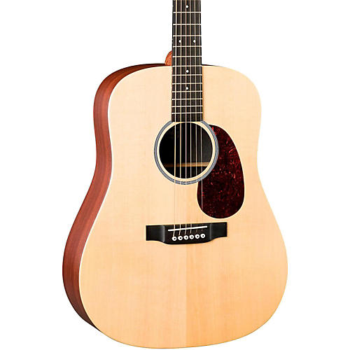 martin x series dx1ae dreadnought acoustic electric guitar natural musician 39 s friend. Black Bedroom Furniture Sets. Home Design Ideas