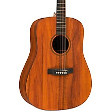 Martin X Series DXK2AE Dreadnought Left-Handed Acoustic-Electric Guitar