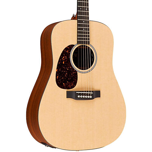 Martin X Series DXMAE-L Dreadnought Left-Handed Acoustic-Electric Guitar-thumbnail