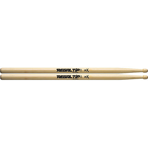 Regal Tip X Series Drumsticks 5A Wood Tip