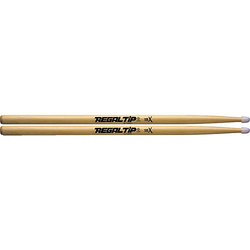Regal Tip X Series Drumsticks 5B Nylon