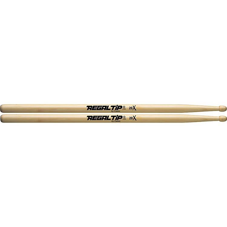 Regal Tip X Series Drumsticks 5B Wood Tip