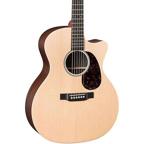 martin x series gpcx1rae grand performance acoustic electric guitar natural musician 39 s friend. Black Bedroom Furniture Sets. Home Design Ideas