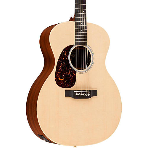 Martin X Series GPX1AE Grand Performance Left-Handed Acoustic-Electric Guitar-thumbnail