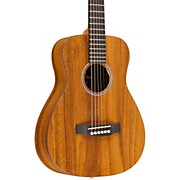 X Series LX Koa Little Martin Acoustic Guitar Natural