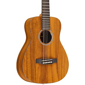 martin x series lx koa little martin acoustic guitar natural musician 39 s friend. Black Bedroom Furniture Sets. Home Design Ideas