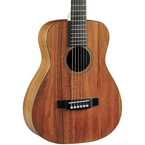Martin X Series LX Little Martin Acoustic Guitar Koa