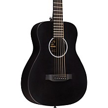 X Series LX Little Martin Left-Handed Acoustic Guitar Black