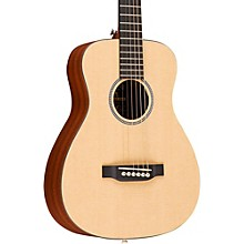 X Series LX Little Martin Left-Handed Acoustic Guitar Natural