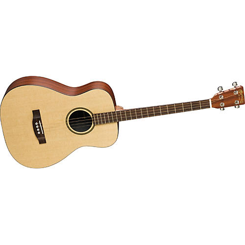 Martin X Series LXM Tenor Little Martin 4-String Acoustic Guitar with Gig Bag