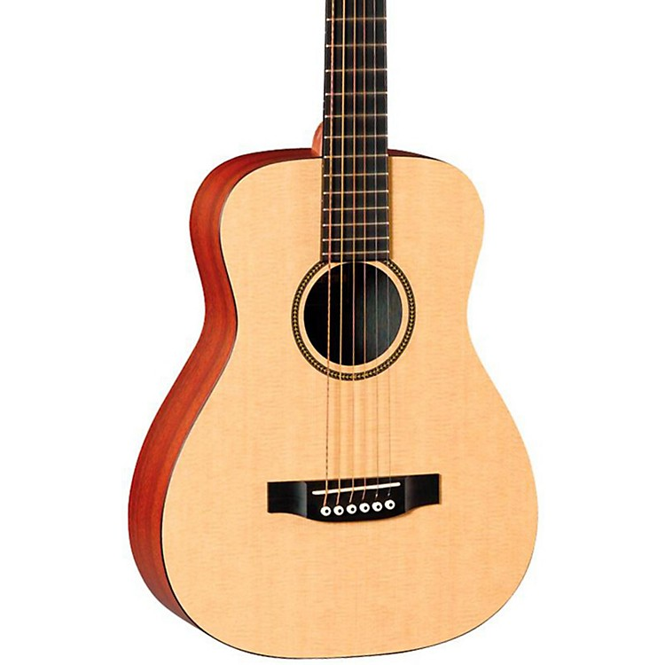 martin x series lxme little martin acoustic electric guitar natural musician 39 s friend. Black Bedroom Furniture Sets. Home Design Ideas