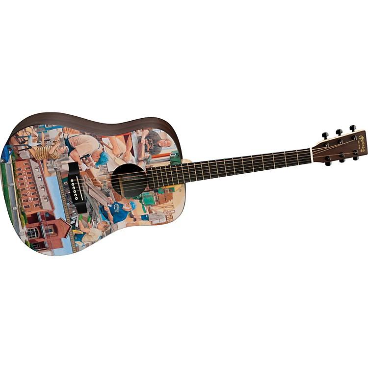 MartinX Series Origins Acoustic Guitar