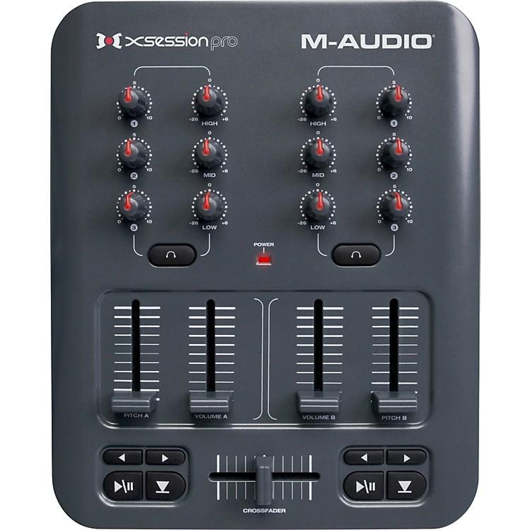 M-AudioX-Session Pro USB MIDI DJ Mixer Controller