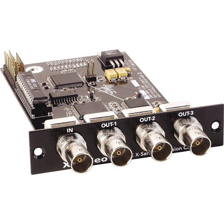 Apogee X-VID-SYC-GEN Video Expansion Card for Big Ben