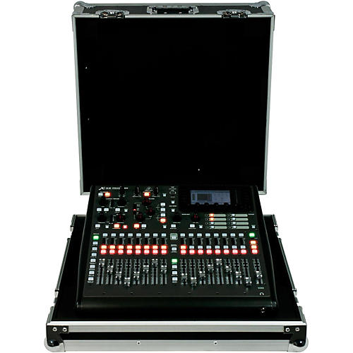Behringer X32 PRODUCER-TP  Digital Mixing Console and Road Case Package-thumbnail