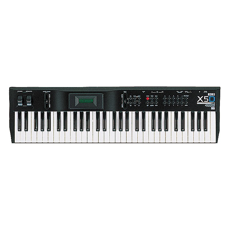 KorgX5D 61-Key Synthesizer