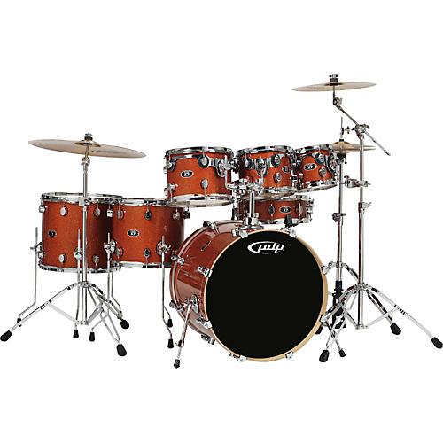 DW X7 Series 7 Piece Drum Set
