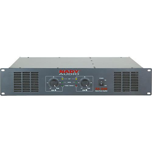 Nady XA-300 Stereo Power Amplifier