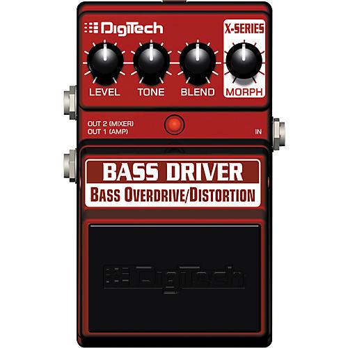 DigiTech XBD Bass Driver Overdrive Pedal