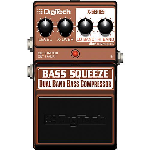 DigiTech XBS Bass Squeeze Compressor Pedal