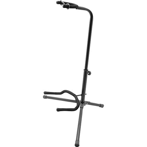 On-Stage XCG4 Black Tripod Guitar Stand, Single Stand