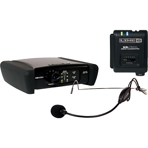 Line 6 XD-V30HS 6 Channel Headset Digital Wireless System