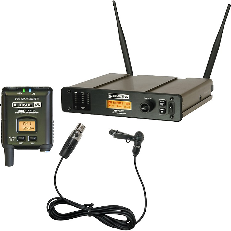 Line 6XD-V70L Wireless Lav Microphone