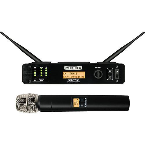 Line 6 XD-V75 Digital Wireless Handheld Microphone System Black