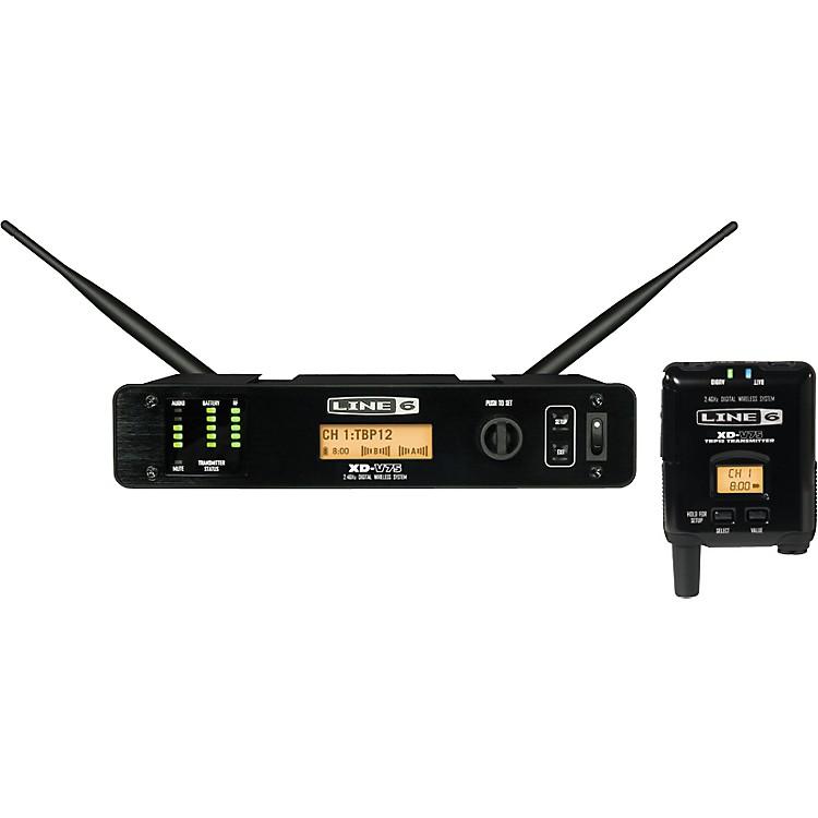 Line 6XD-V75TR Professional Digital Wireless Bodypack SystemTA4