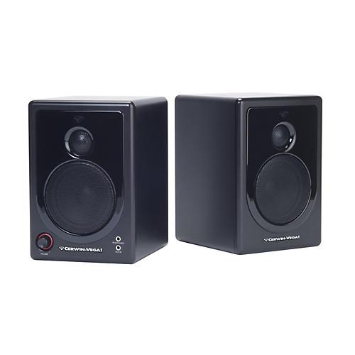 Cerwin-Vega XD3 Powered Desktop Speakers