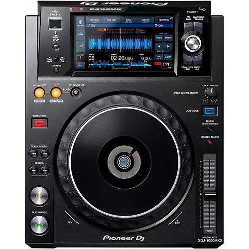 Pioneer XDJ-1000MK2 Digital Performance Multi Player-thumbnail