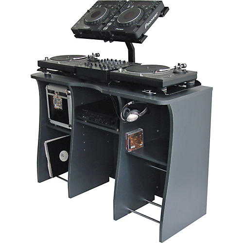 Sefour XE040 Equipment Bracket for DJ Gear-thumbnail