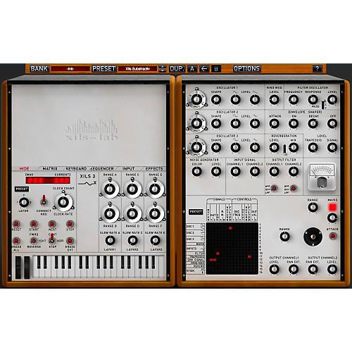 XILS lab XILS3 Virtual Instrument