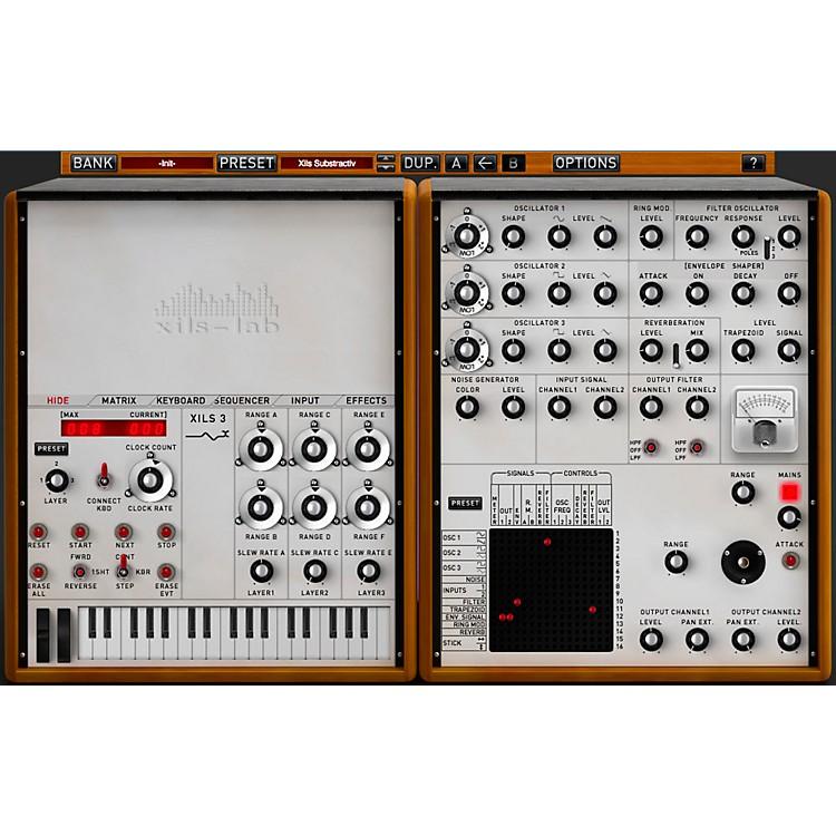 XILS labXILS3 Virtual Instrument