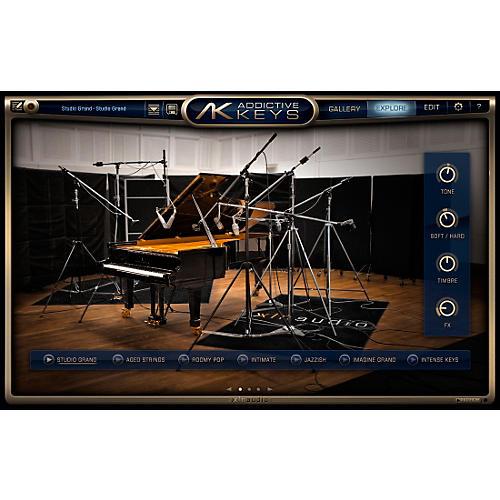 XLN Audio XLN Audio Addictive Keys & Addictive Drums Bundle-thumbnail