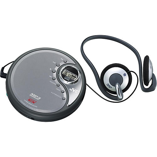 JVC XLPM5 Personal CD Player-thumbnail