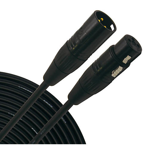 Canare XLR Lo-Z Cable 15 ft.