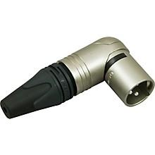 Neutrik XLR Male Right Angle Connector