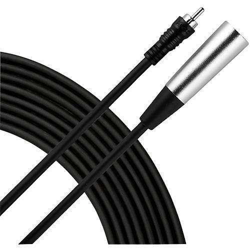 Live Wire XLR(M)-RCA Audio Cable