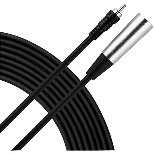 Live Wire XLR(M)-RCA Audio Cable  5 ft.