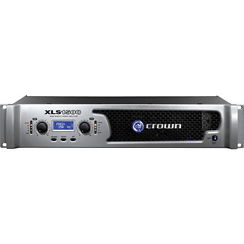 Crown XLS1500 DriveCore Series Power Amp