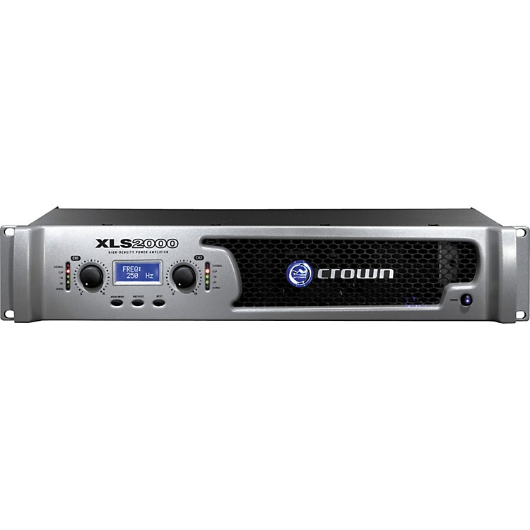 Crown XLS2000 DriveCore Series Power Amp